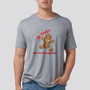 Oh Snap! Mens Tri-blend T-Shirt