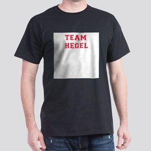 Team Hegel Ash Grey T-Shirt