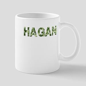 Hagan, Vintage Camo, Mug