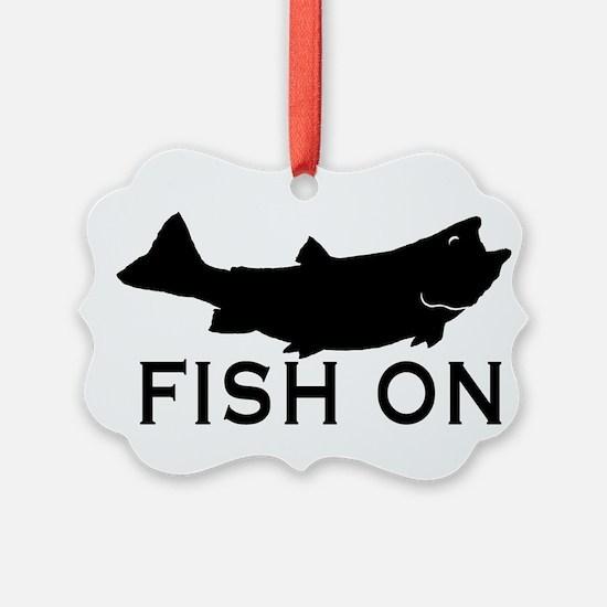 Fish on Ornament
