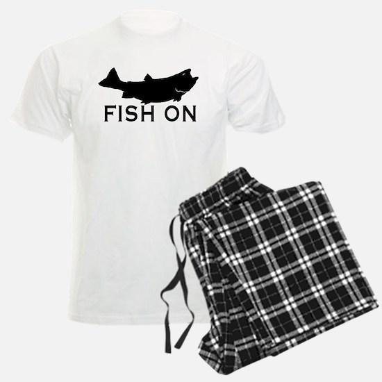 Fish on Pajamas