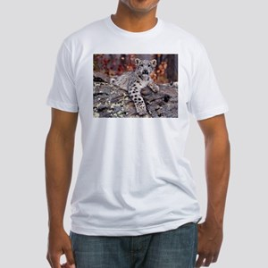 Purr Fitted T-Shirt