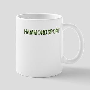 Hammondsport, Vintage Camo, Mug