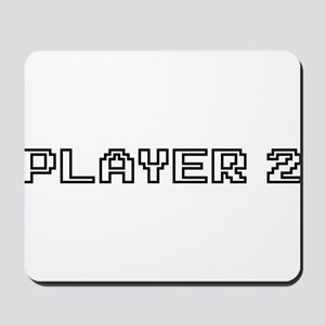 Player 2 Mousepad