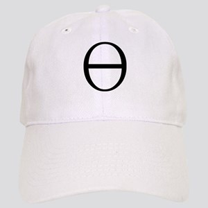 Greek Symbol Theta Cap