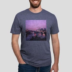 PhilaPillow Mens Tri-blend T-Shirt