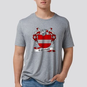 Crawford Family Mens Tri-blend T-Shirt
