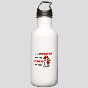 Who the flock tee Stainless Water Bottle 1.0L