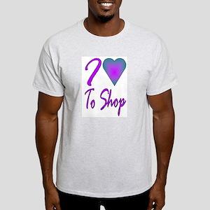 I heart to shop Light T-Shirt