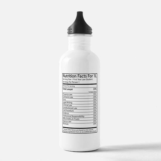 Cute Funny graduation Water Bottle