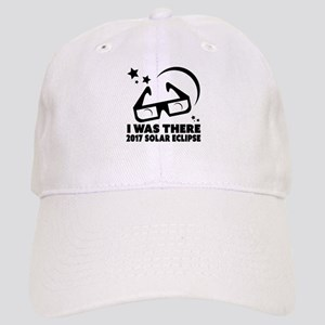 I Was There 2017 Solar Eclipse Cap