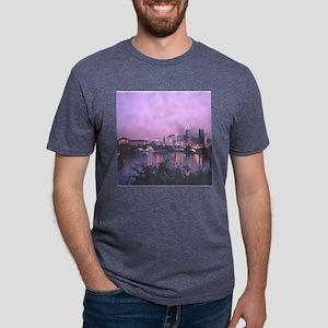 phila_totebagnew1 Mens Tri-blend T-Shirt
