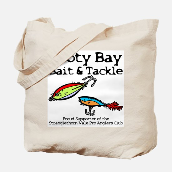 Booty Bay Bait & Tackle Tote Bag