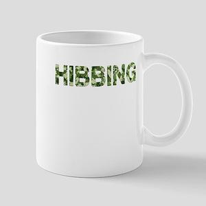 Hibbing, Vintage Camo, Mug