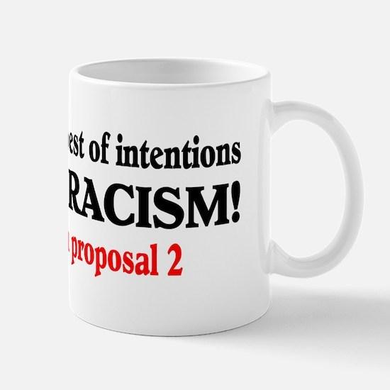 Intentions P2 Mug