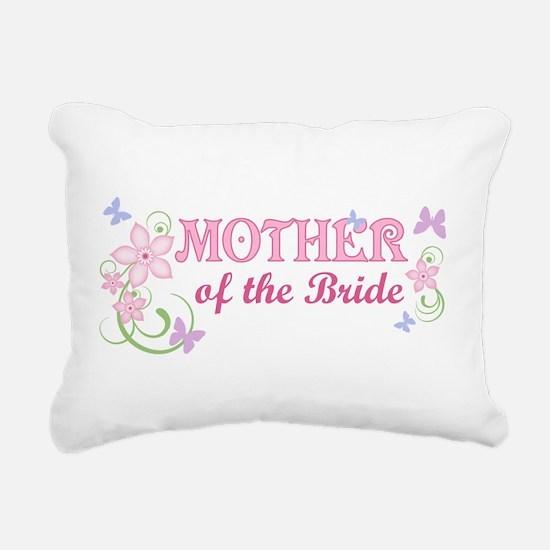 Mother of the Bride [f/b] Rectangular Canvas Pillo