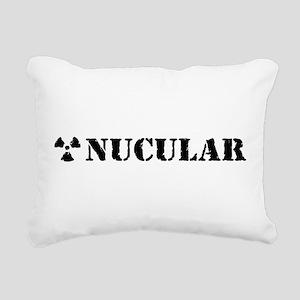 nucular_b Rectangular Canvas Pillow
