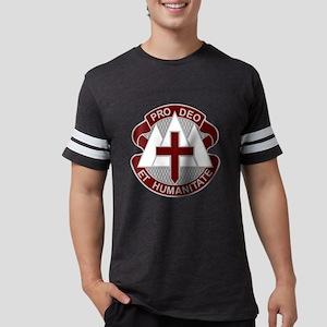 Fort Carson MEDDAC Mens Football Shirt