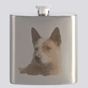Cattle Dog Flask