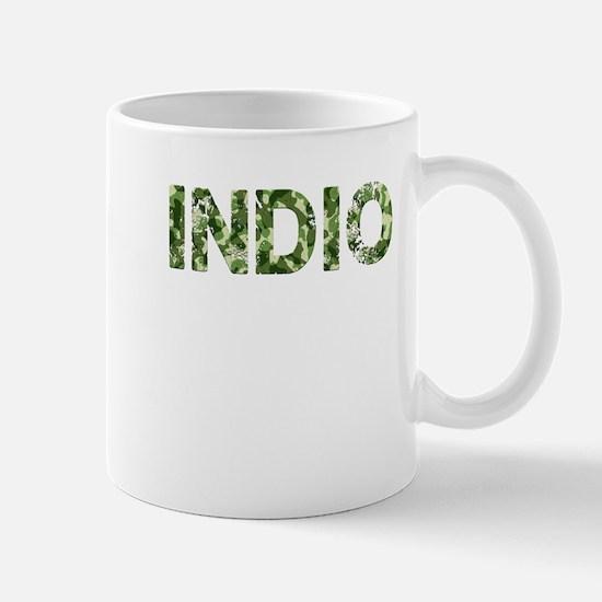 Indio, Vintage Camo, Mug