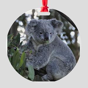 ANIMALS Round Ornament