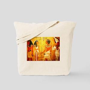 Cool Egyptian Art Tote Bag