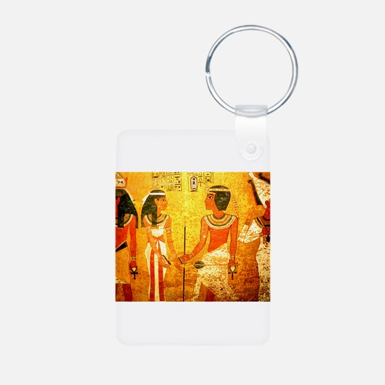 Cool Egyptian Art Keychains