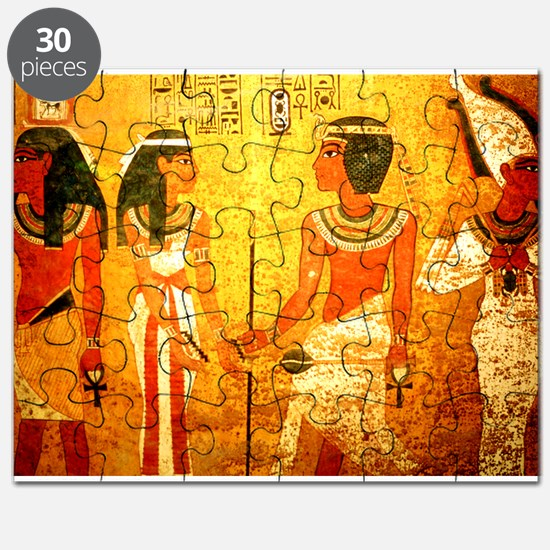 Cool Egyptian Art Puzzle
