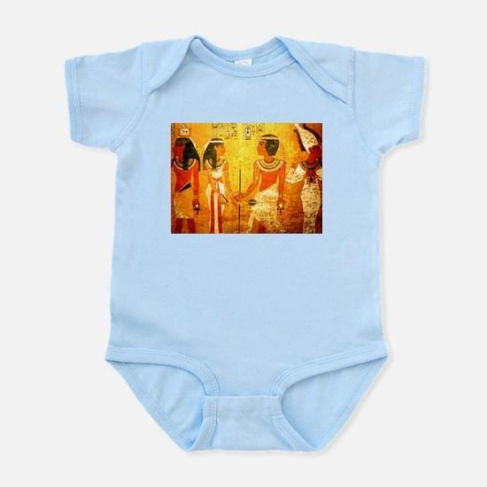 Cool Egyptian Art Infant Bodysuit