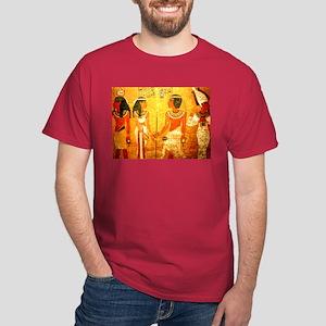 Cool Egyptian Art Dark T-Shirt
