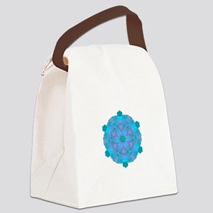 Abyssal Visions XIII Canvas Lunch Bag