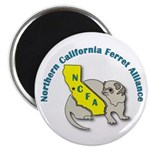 "NCFA 2.25"" Magnet (10 pack)"