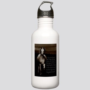 The Horse Stainless Water Bottle 1.0L
