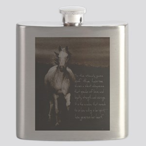The Horse Flask