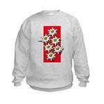 Edelweiss stack Kids Sweatshirt