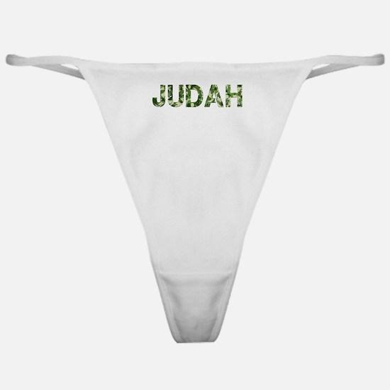 Judah, Vintage Camo, Classic Thong