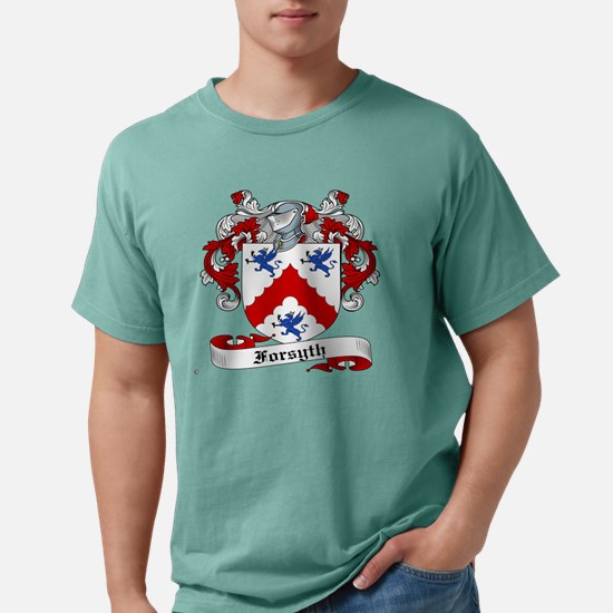 Forsyth Family Mens Comfort Colors Shirt