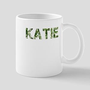 Katie, Vintage Camo, Mug
