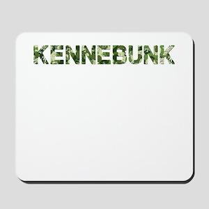 Kennebunk, Vintage Camo, Mousepad
