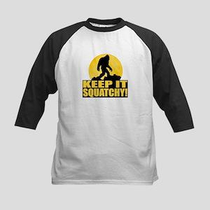 Keep It Squatchy! - Bark at the Moon Kids Baseball