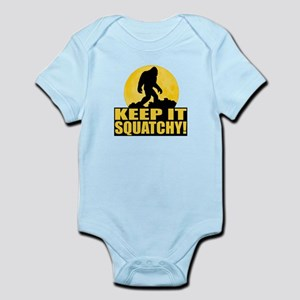 Keep It Squatchy! - Bark at the Moon Infant Bodysu