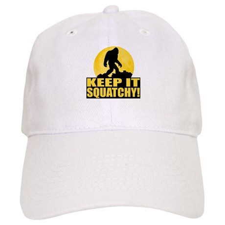 Keep It Squatchy! - Bark at the Moon Cap