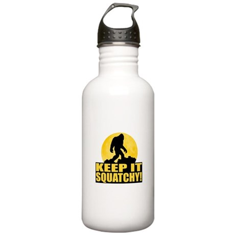 Keep It Squatchy! - Bark at the Moon Stainless Wat