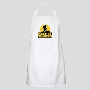 Keep It Squatchy! - Bark at the Moon Apron