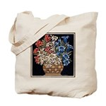 Edelweiss Bouquet Tote Bag