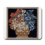 Edelweiss Bouquet Mousepad