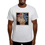 Edelweiss Bouquet Ash Grey T-Shirt