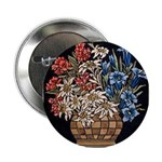 Edelweiss Bouquet Button