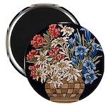 Edelweiss Bouquet Magnet