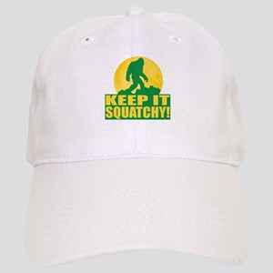 Keep It Squatchy! - Bark at the Moon Cap